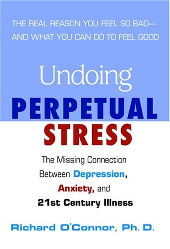 9780425198261: Undoing Perpetual Stress: The Missing Connection Between Depression, Anxiety and 21stCentury Illness
