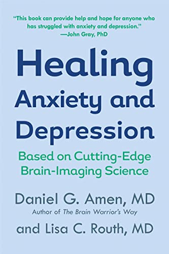 9780425198445: Healing Anxiety and Depression: Based on Cutting-Edge Brain Imaging Science