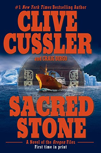 9780425198483: Sacred Stone (The Oregon Files)