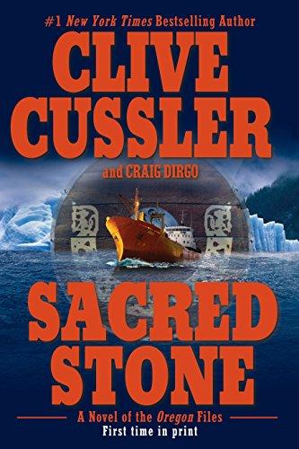 9780425198483: Sacred Stone (The Oregon Files)
