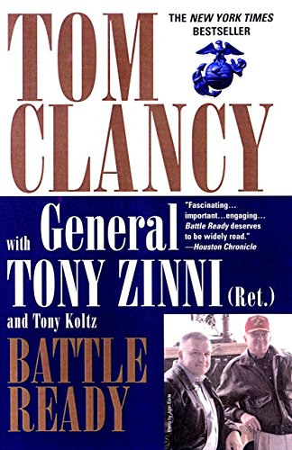 Battle Ready (Commander Series): Clancy, Tom; Zinni,