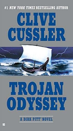 Trojan Odyssey (Dirk Pitt Adventure): Cussler, Clive