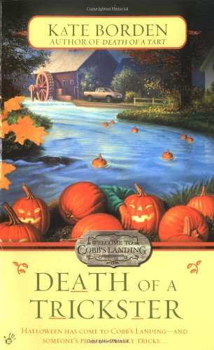 9780425199466: Death of a Trickster (Peggy Jean Turner Mysteries)