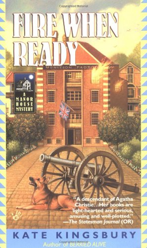 9780425199480: Fire When Ready (WWII Manor House Mystery Series)