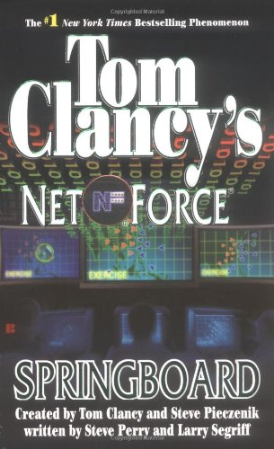 9780425199534: Springboard (Tom Clancy's Net Force, Book 9)
