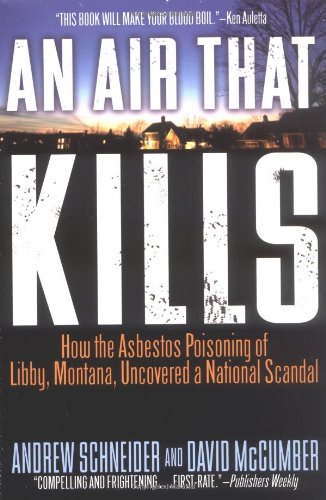 9780425200094: AN Air That Kills: How the Asbestos Poisoning of Libby, Montana, Uncovered a National Scandal