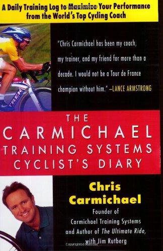 9780425200384: Carmichael Training Systems Cyclist's Diary