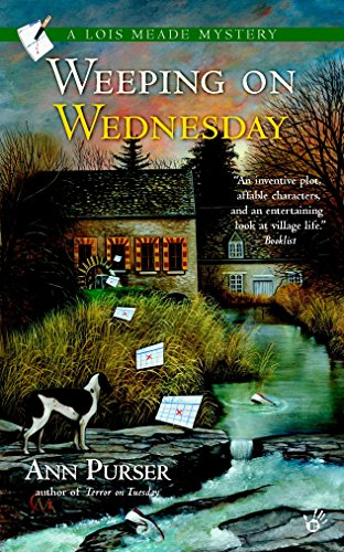 9780425201435: Weeping on Wednesday (Lois Meade Mystery)