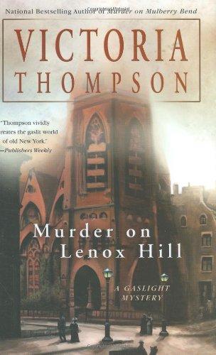 9780425202609: Murder on Lenox Hill (Gaslight Mysteries)
