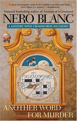 9780425202708: Another Word for Murder (Crossword Mysteries)