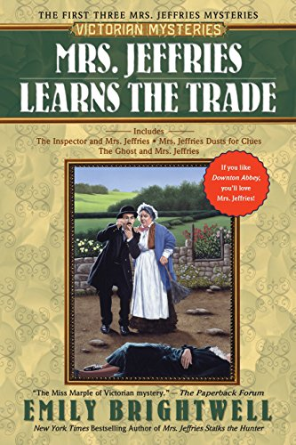 9780425203460: Mrs. Jeffries Learns the Trade (Victorian mysteries)
