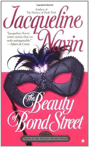 9780425203569: The Beauty of Bond Street: Mayfair Brides Trilogy (Berkley Sensation)