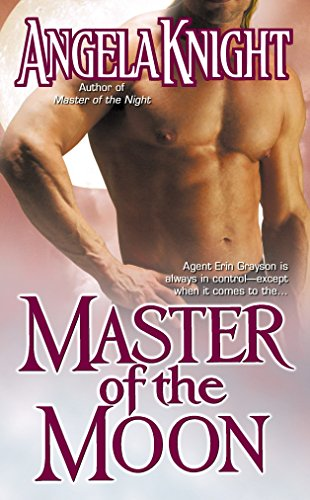 Master of the Moon (Mageverse, Book 3): Angela Knight