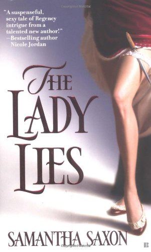 9780425203583: The Lady Lies (Berkley Sensation)