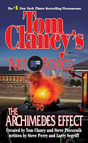 9780425204245: The Archimedes Effect (Tom Clancy's Net Force, Book 10)