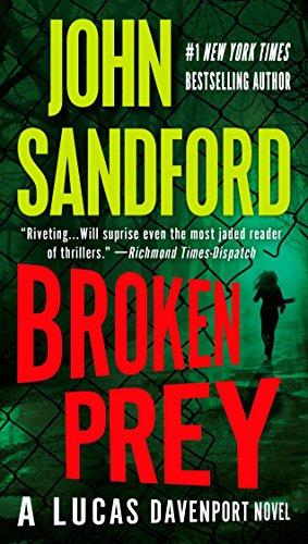 9780425204306: Broken Prey (Lucas Davenport Mysteries)