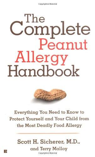 9780425204412: The Complete Peanut Allergy Handbook