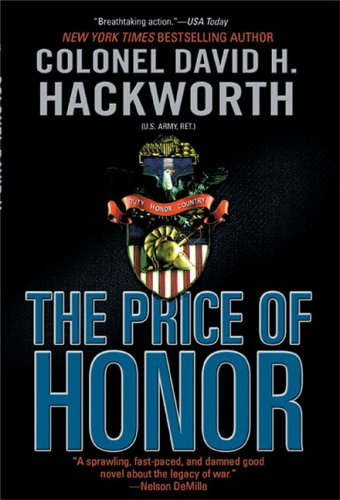 The Price of Honor (9780425205396) by David H. Hackworth