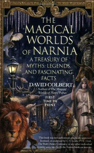 9780425205631: The Magical Worlds of Narnia: A Treasury of Myths, Legends and Fascinating Facts