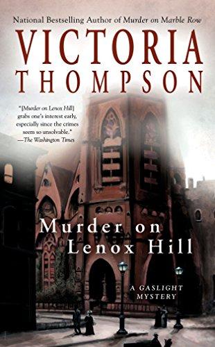 9780425206102: Murder on Lenox Hill: A Gaslight Mystery