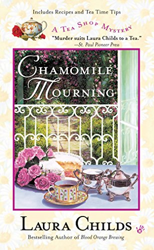 9780425206188: Chamomile Mourning (A Tea Shop Mystery)