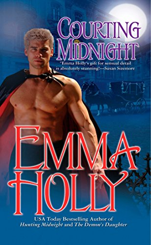 Courting Midnight (The Upyr Series, Book 5) (Berkley Sensation) (0425206327) by Holly, Emma