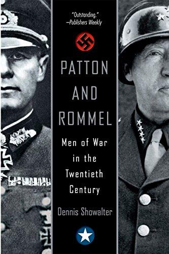 9780425206638: Patton and Rommel: Men of War in the Twentieth Century