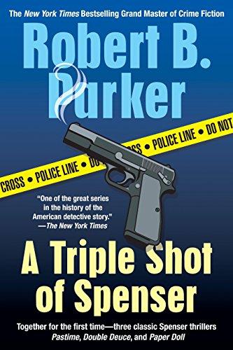 9780425206713: A Triple Shot of Spenser (Spenser Mysteries): A Thriller (Spenser Novels)