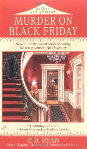 9780425206881: Murder on Black Friday (Gilded Age Mysteries, No. 4)