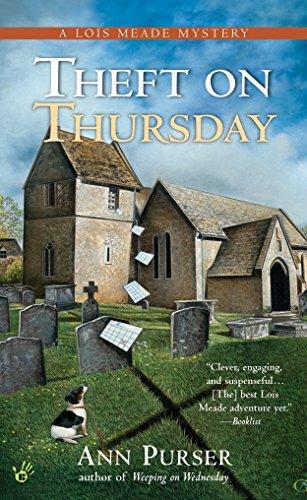 9780425207475: Theft on Thursday (Lois Meade Mystery)