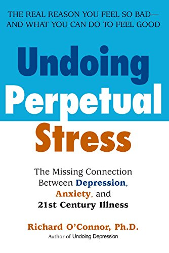 9780425207697: Undoing Perpetual Stress: The Missing Connection Between Depression, Anxiety and 21stCentury Illness