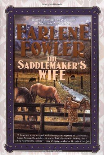 The Saddlemaker's Wife (Berkley Prime Crime Mysteries): Fowler, Earlene