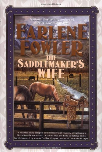 9780425207789: The Saddlemaker's Wife (Berkley Prime Crime Mysteries)