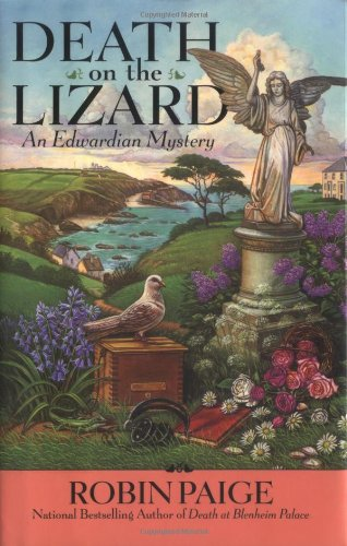 Death on the Lizard (Victorian Mysteries) (042520779X) by Robin Paige