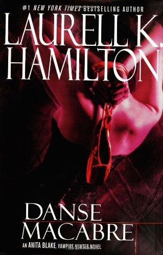 DANSE MACABRE: An Anita Blake Vampire Hunter Novel (Signed + PHOTO): Hamilton, Laurell K.