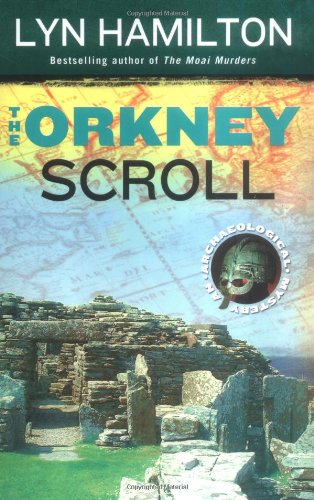 9780425208007: The Orkney Scroll (Archaeological Mysteries)