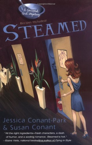 9780425208052: Steamed (Gourmet Girl Mystery)