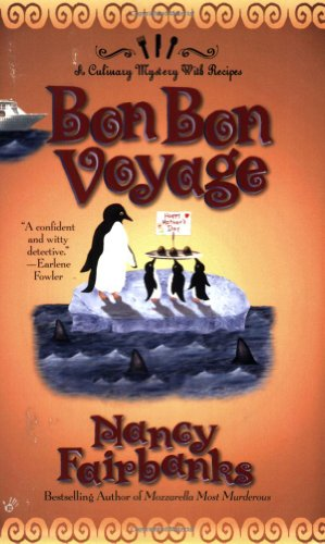 9780425208595: Bon Bon Voyage (Culinary Mysteries with Recipes, No. 9)