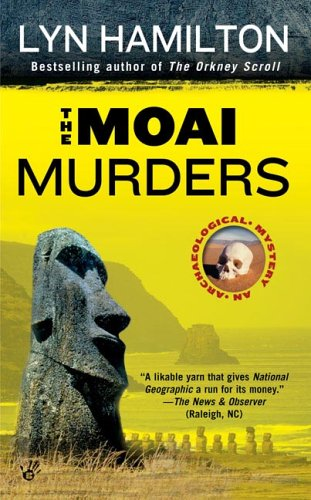 The Moai Murders (Archaeological Mysteries, No. 9)