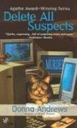 9780425209028: Delete All Suspects (Turing Hopper Mysteries)