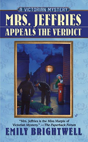 9780425209691: Mrs. Jeffries Appeals the Verdict (A Victorian Mystery)