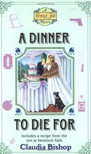 9780425210550: A Dinner To Die