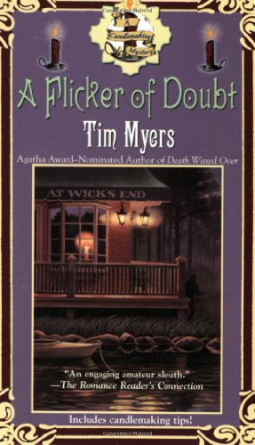 9780425210567: A Flicker of Doubt (Candlemaking Mysteries, No. 4)