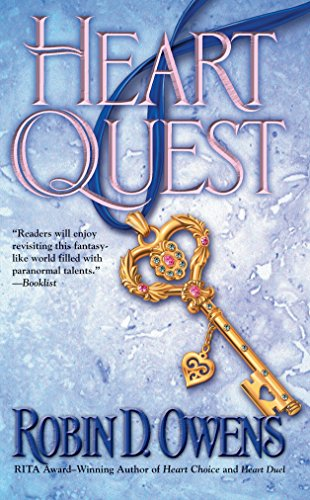 Heart Quest (Celta's HeartMates, Book 5) (0425210847) by Robin D. Owens
