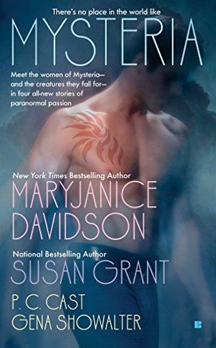 Mysteria: MaryJanice Davidson, Susan