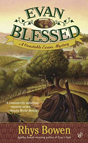 9780425211168: Evan Blessed (Constable Evans Mystery)