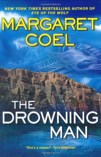 The Drowning Man - SIGNED 1st: Coel, Margaret