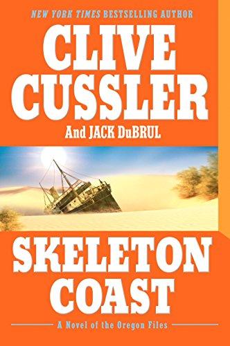 9780425211892: Skeleton Coast (The Oregon Files)