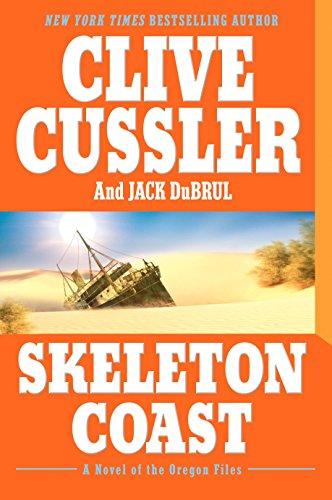 9780425211892: Skeleton Coast (The Oregon Files)