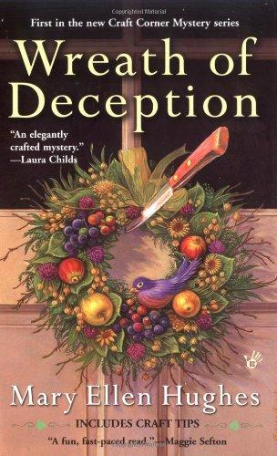 9780425212240: Wreath of Deception (A Craft Corner Mystery)